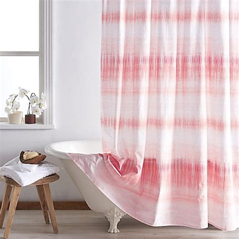 dkny shower curtain dkny frequency shower curtain bed bath beyond