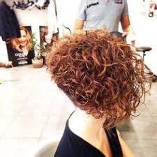 image result  super short curly bob side view