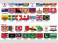 13rd of the World's Countries' Flags Have Religious
