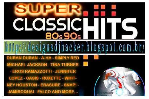 baixar os últimos hits internacionais anos 80