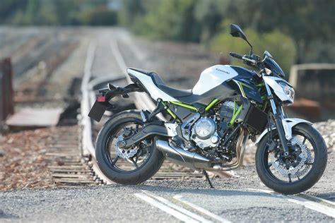 Kawasaki Z650 Image by Test 2017 Kawasaki Z650