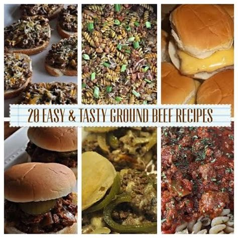 tasty ground beef recipes 20 easy tasty ground beef recipes the o jays beef recipes and ground beef recipes