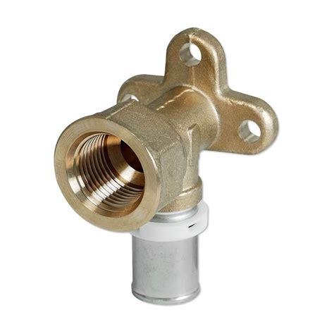 eckventil 3 4 zoll pressfitting wandwinkel 52mm 26 x 3 0mm 3 4 ig f 252 r mv rohr