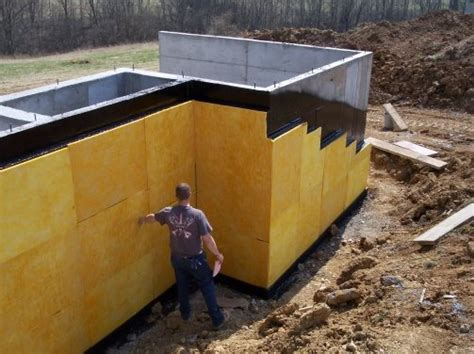 Foundation Waterproofing And Dampproofing Coatings The