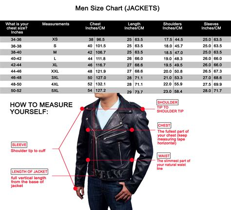 how to size motocross us motorcycle jacket size chart size chart ratelco
