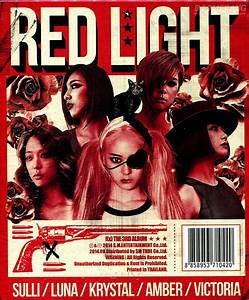 "F(X) : The 3rd Album ""Red Light"" 