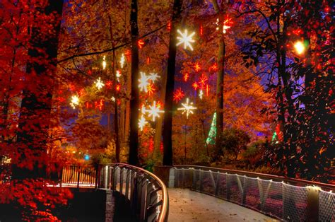 6 best places to see lights in atlanta gafollowers