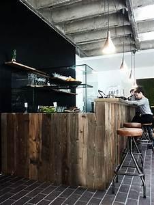 Bar Tresen Theke : 1000 ideen zu altholz bars auf pinterest wiederverwendetes scheunenholz und kellerbars ~ Sanjose-hotels-ca.com Haus und Dekorationen