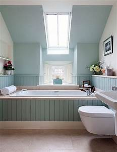 23 gorgeous bathrooms that unleash the radiance of skylights for Can eggshell paint be used in a bathroom