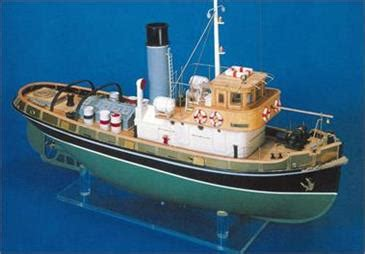 mantua anteo tug boat kit 1 30 scale suitable for r c free next day post