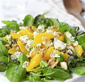 Today's recipe: Orange, walnut and Stilton salad Daily