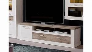Tv Board Weiß Eiche : tv unterschrank 2 duro tv board pinie wei und eiche antik ~ Bigdaddyawards.com Haus und Dekorationen