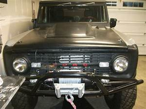 1970 Ford Bronco Early Bronco 66