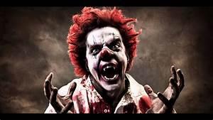 Scary Clown Rap Beat Circus (good battle/diss beat) - YouTube  Scary