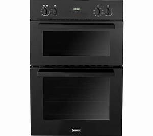 Buy STOVES SEB900MFS Electric Double Oven - Black | Free ...