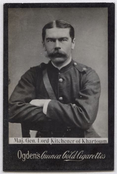 Collection Kitchener by Npg X136566 Herbert Kitchener 1st Earl Kitchener