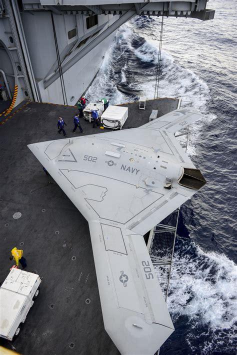 x navy the x 47b aboard uss harry s truman the superslice