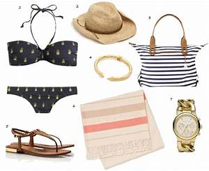 What To Wear: Beach Vacation