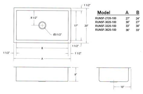 sink sizes kitchen griffin undermount kitchen sinks are stylish and durable 2278