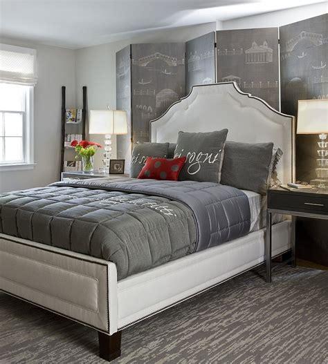 chambre et gris chambre a coucher gris et