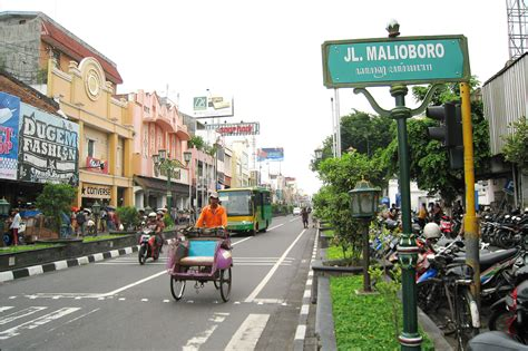 wisata jogja jalan malioboro anekatempatwisata