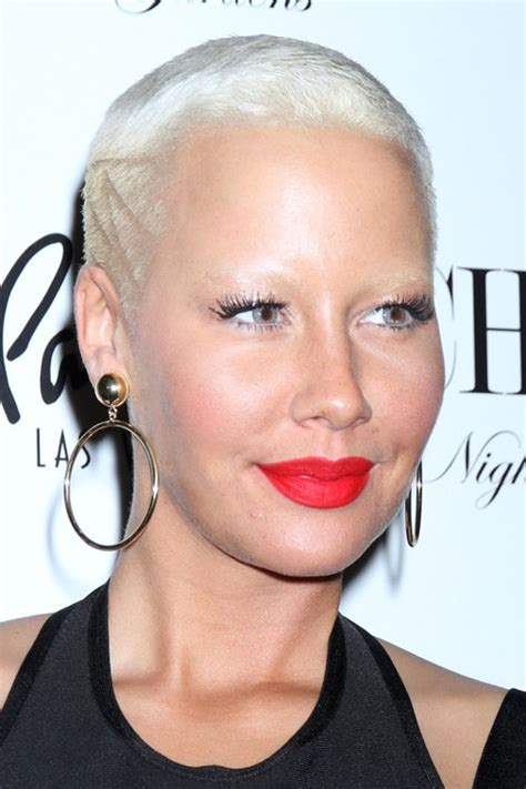 amber rose s hairstyles hair colors steal her style