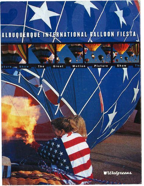 official program 2003 issuu balloon fiesta albuquerque international