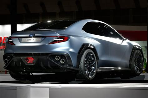 2020 subaru wrx sti hatchback the 2020 subaru wrx will some big changes carbuzz