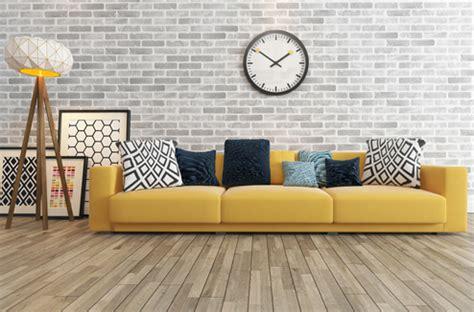 canapé jaune 10 canapés qui osent la couleur darty vous