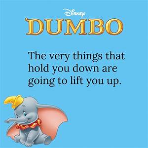 Dumbo Quotes | Text & Image Quotes | QuoteReel