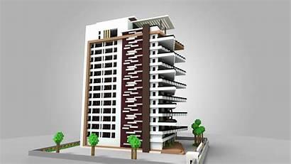 Minecraft Apartment Building Games Apartments Complexes Paint