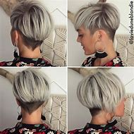 2018 Short Pixie Haircuts