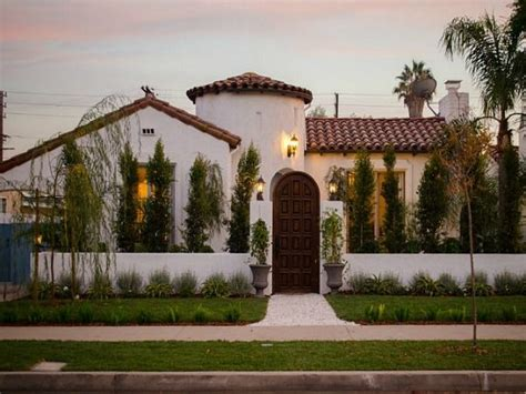 spanish style house makeover mediterranean revival style architecture bungalow builders