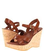 Kork Ease Bette Vacchetta by Sandals Shipped Free At Zappos