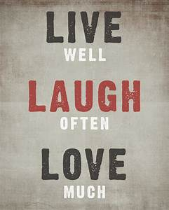 live well laugh often love much premium wall decal With kitchen cabinets lowes with live love laugh sign wall art