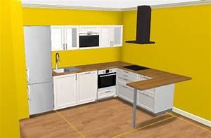 Refrigerateur Pose Libre Dans Une Niche : cuisine avec lot besoin de conseils 26 messages page 2 ~ Melissatoandfro.com Idées de Décoration
