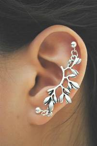 My beauty pill: love for cartilage earrings!
