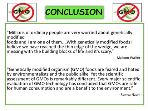 Modification Genetic Organisms by Disadvantages Of Genetic Modification Organisms Gmos