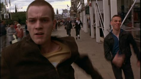Renton and Spud are back on the run as opening sequence of ...