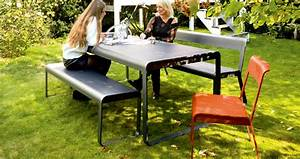 Table De Jardin Fermob : table bellevie table de jardin table jardin 8 personnes ~ Dailycaller-alerts.com Idées de Décoration