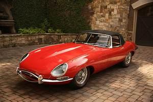 Jaguar Tipe E : 1961 jaguar e type 3 8 roadster ~ Medecine-chirurgie-esthetiques.com Avis de Voitures