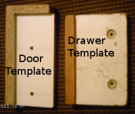 Cabinet Door Handle Template by Lowes Cabinet Hardware Installation Template Free
