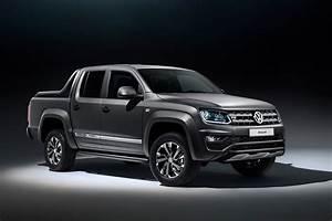 Volkswagen Amarok Dark Label Special Edition Arrives In Uk