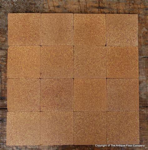 1m2 of mottled biscuit ceramic tiles c 1930 the antique