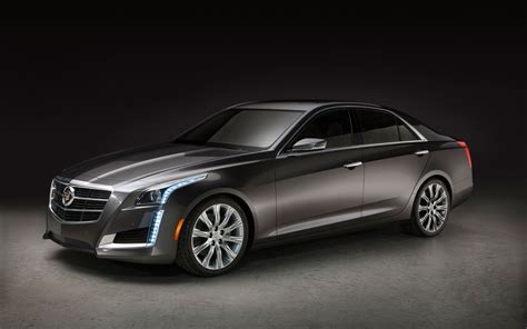 2018 Cadillac Cts Coupe Top Auto Magazine