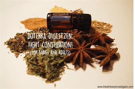 Doterra Essential Oils Digestzen For Constipation Relief