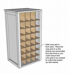 Modular Wine Rack Plans Free - WoodWorking Projects & Plans