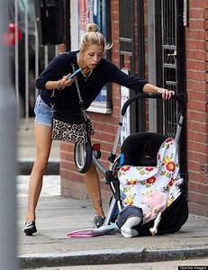 Peaches Geldof Accidentally Tips Baby Son Astala Out Of ...