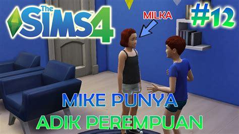 adik perempuan si mike the sims 4 indonesia