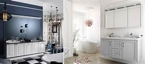 Meuble Salle De Bain Retro : meubles de salle de bain design contemporains guide artisan ~ Teatrodelosmanantiales.com Idées de Décoration